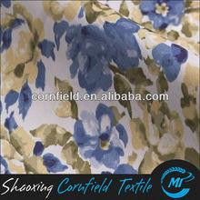 c40x40+40d 133x72 printed Cotton spandex poplin fabric