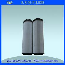 capacity:850-1800m3/h gm air filter