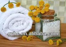 white soft hygiene 100 percent cotton salon towel