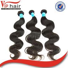 2014 wholesale price unprocessed tresses hair