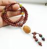 Manufacturer to supply 108 branches hanging red acid Buddha bracelet 6 mm beads bracelet