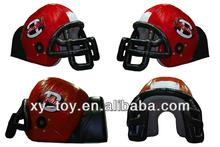 Super inflatable football helmet tunnel,promotional football helmet