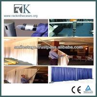 RK pocket top curtains