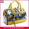 2014 Fashion Top Quality Genuine Leather women Handbags,Boston bag
