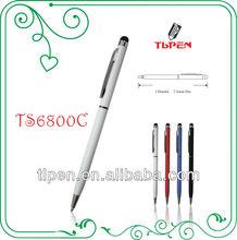 Silica gel top touch ball pen, stylus pen TS6800C