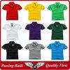 OEM Service Good quality cotton men's dry fit polo shirt