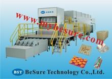 BST FR8-16040 Fully Automtic Egg Tray Machine