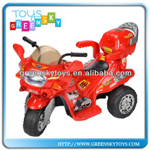 2014 Hot Selling New Design Electric Kids Motorcycle Baby Motorcycle For Sale