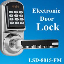 Electronic Safe Keypad Lock Deadbolt Mortise