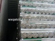 Giant roll/piece aluminum film laminated fabric