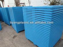 Hot sale!!! plastic pallet tray,plastic pallet production line,storage plastic pallets