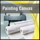 solvent cotton and poly blend flower art canvas prints