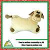 Popular Sell Dog Shape Home Textile Plush Pillow