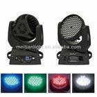 moving head wash 108/led dmx 108 3w led moving head wash light