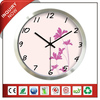 10 Inch Fashion Metal Frame Clock