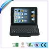 Pu leather bluetooth cover for ipad mini with keyboard