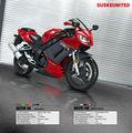 125cc 250cc super moto cross/d'enduro./dirt bike/racing/sports moto avec la cee