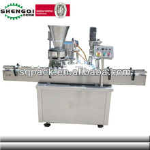 instant coffee powder filling and sealing machine