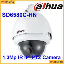 Dahua 1.3MP IP PTZ CAMERA dahua ip camerahigh speed dome, sd card slot Dahua SD6580C-HN