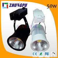 led movable track lighting 50W 1 LED 5000~55000LM Cool White (110V,220V,230V)