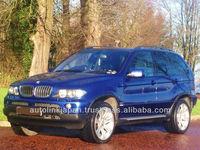 2007 BMW X5 3.0D SPORT (Blue)