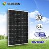 Bluesun cheap price shipping service solar panel 200 watt approved TUV