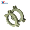 carbon/low alloy steel industrial casting parts