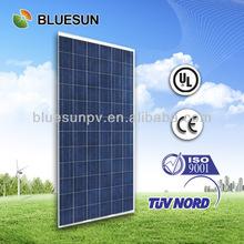 Bluesun most popular 270w poly solar pane