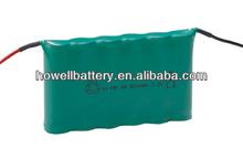 AA nimh 1.2V * 6pcs battery 2600mah