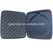 zipper hard foam insert eva tool case