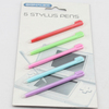 plastic touch pen set stylus pen set