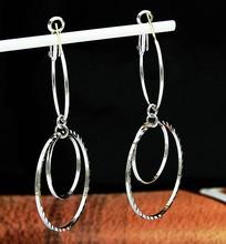 big hoop earring