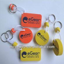 Promotional EVA Floating Keychain