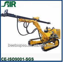 Bore Dia 90-165mm underground mining DTH drill rig HCM451
