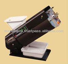 Japanese broken rice sorting machine (V-2) paddy rice thresher machine