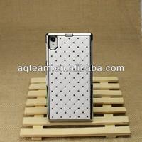For Sony Xperia Z1 L39h Babysbreath Diamond PC Hard Case