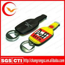 soft pvc bottle openers,customized pvc bottle opener
