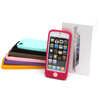 Rubber Protective mobile phone Case Phone Silicon Cover For Apple iphone 5