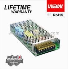 12v 10a 120w short circuit protection metal case transformer power supply strip adaptor