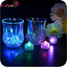 Wedding Decoration Waterproof Colorful Led Light Base Decorations