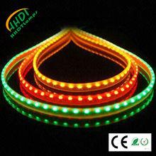 led light strips SMD 3528 12v with solid tube IP68 underwater led light strip