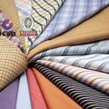italiano de algodão para camisas de tecido