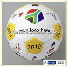 High quality pvc/pu promotional football