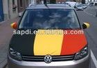 Car hood cover, Custom Flag ,car engine flag