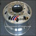 Di alta precisione parti in alluminio cnc, anodizzato naturale