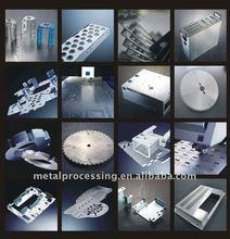 cutting sheet metal