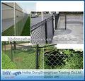 A reprodução Animal cercas - pvc revestido chain link fence ( venda quente! Alta qualidade )
