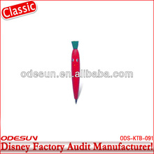 Disney factory audit manufacturer's promotional wood pen 143386