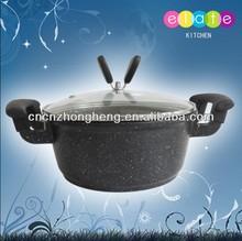 Die-casting aluminum cast iron mini soup pots
