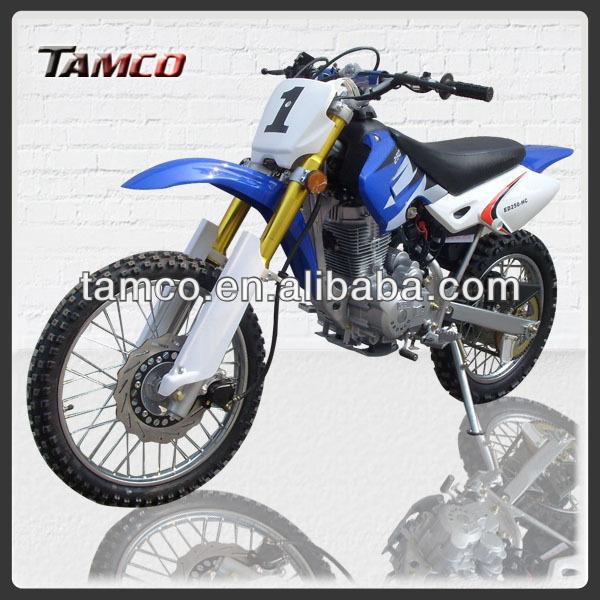 T250-9FY off road motorbike lifanes powerful dirt bike